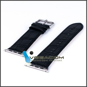 Gürtel Uhrband Strap Echtes Leder APPLE WATCH 38mm + ADAPTER