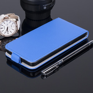 SLIM Fall Holster Magnet CASE COVER TASCHE HUAWEI ASCEND G620S BLAU