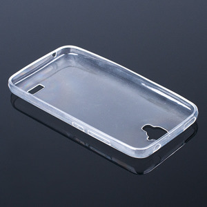 TASCHE Fall decken CASE COVER HUAWEI Y5 0.3mm TRANSPARENT