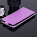 Fall Holster decken FLEX COVER CASE TASCHE ASUS ZENFONE 2 5.0 VIOLETT