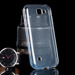 Fall decken CASE COVER GEL TPU TASCHE JELLY LG K3 TRANSPARENT