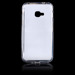 Fall decken MATT CASE COVER TASCHE SAMSUNG GALAXY XCOVER 4 G390 CLEAR