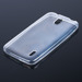 TASCHE Fall decken CASE COVER HUAWEI ASCEND Y625 0.3mm TRANSPARENT