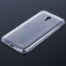 TASCHE Fall decken CASE COVER MEIZU M2 NOTE 0.3mm TRANSPARENT