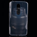 TASCHE Fall decken CASE COVER MOTOROLA / LENOVO MOTO X FORCE 0.3 CLEAR