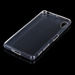 TASCHE Fall decken CASE COVER SONY XPERIA X 0.3mm TRANSPARENT