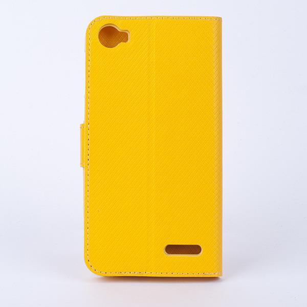 Holster copertura di caso case cover myphone fun 4 gialo for Costruttore di piccole case online