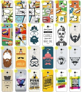 0.3mm Case Cover Caso Copertura Kreatui ArtCase ALCATEL A3 5.0