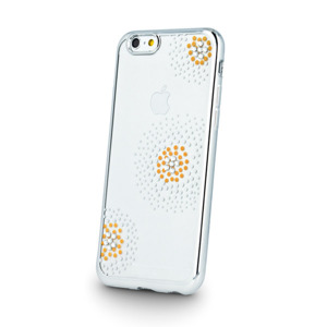 Beeyo Flower Dots for Sam A5 2017 (A520) silver