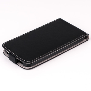 FLIP FLEX CASE COVER CUSTODIA caso coprire HUAWEI ASCEND Y625 NERO