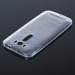 CASE COVER COPERTURA CASO Custodia ASUS ZENFONE 2 LASER 0.3mm CLEAR