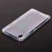 CASE COVER COPERTURA CASO Custodia SONY XPERIA Z1 C6903 0.3mm CLEAR