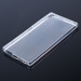 CASE COVER COPERTURA CASO Custodia SONY XPERIA Z5 PREMIUM 0.3mm CLEAR