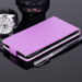 FLIP FLEX CASE COVER CUSTODIA caso coprire WIKO HIGHWAY PURE VIOLA