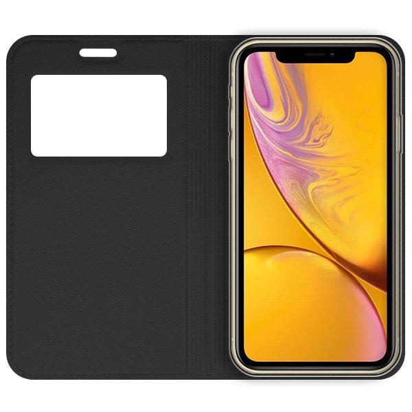 coque iphone xr carte aimant
